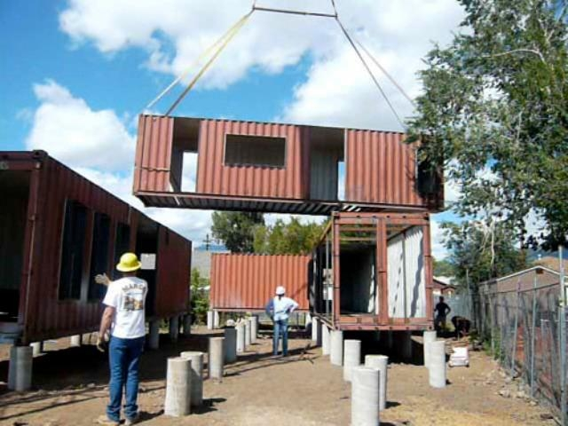 Prime The Very Green Six Recycled Shipping Container Home Home Remodeling Inspirations Propsscottssportslandcom